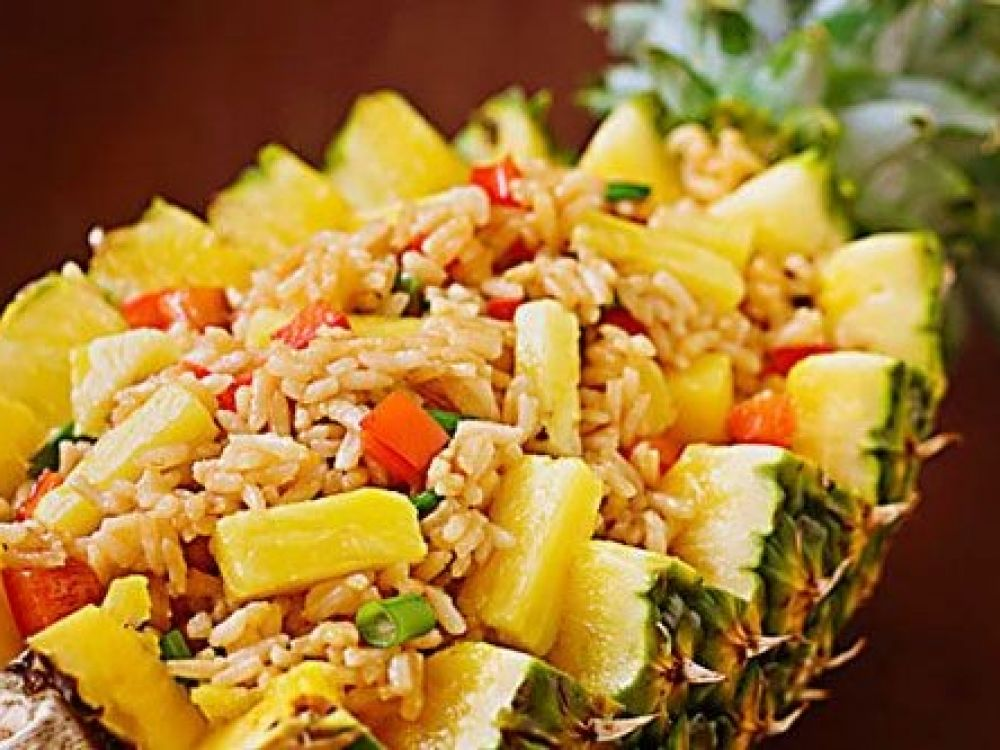 foto piatto del menu Thai authentic