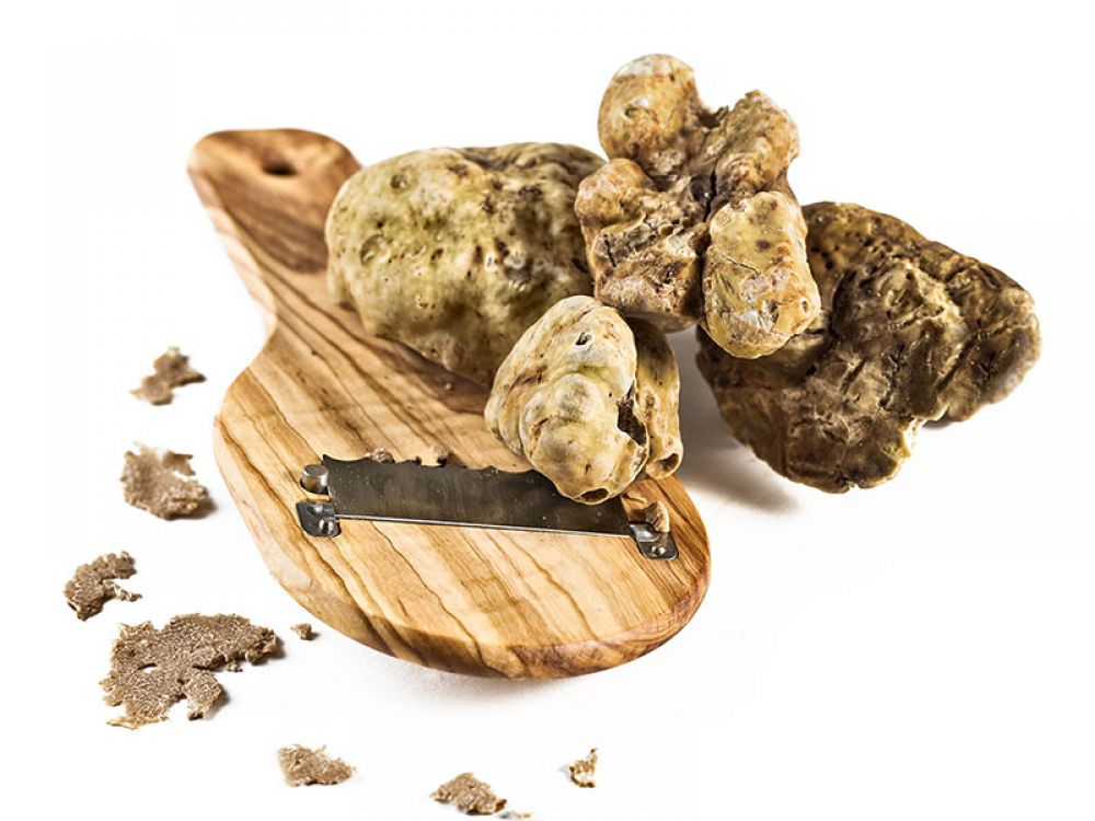 menu WHITE TRUFFLE